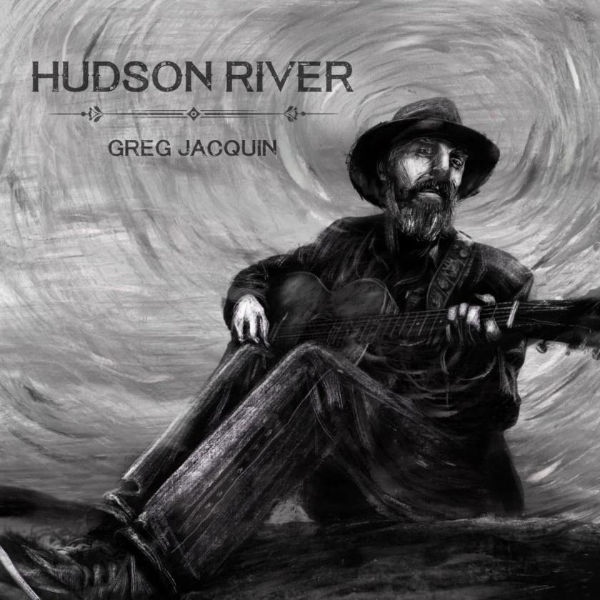 Greg Jacquin - Hudson River cover
